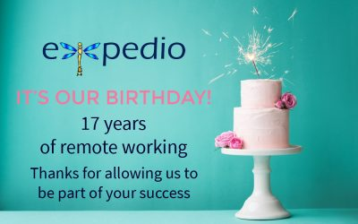 It's our 17th Birthday